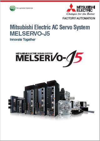 Mitsubishi Electric AC Servo System MELSERVO-J5